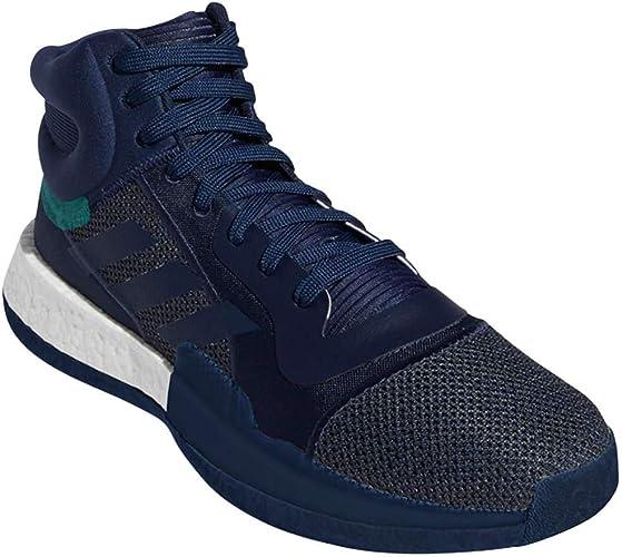 Adidas Marquee Boost - Balón de Baloncesto para Hombre, Color Azul ...