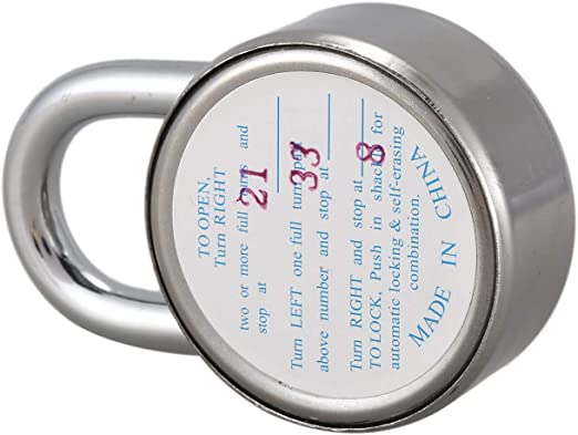 Nrpfell 40.6cm Catch Eye Cabin Hook Shed Gate Door Window Lock Hasp