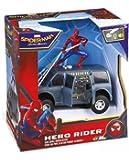 Grandi Giochi GG03200 - Hero Rider Spider-Man Luci e Suoni