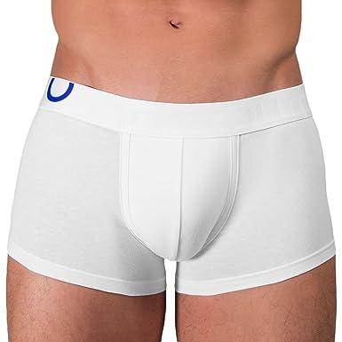 1b403e0603 Amazon.com: Rounderbum Men's Butt-Enhancing Padded Trunk - JC02N ...
