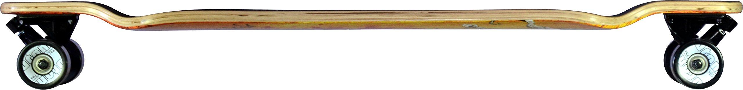 Atom Longboards Atom Drop Deck Longboard - 39'', Octopus by Atom Longboards (Image #5)