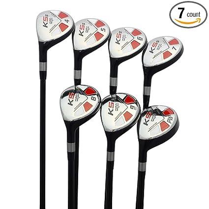 Amazon.com: Majek Senior Ladies (55+ Years) Golf Clubs Left ...