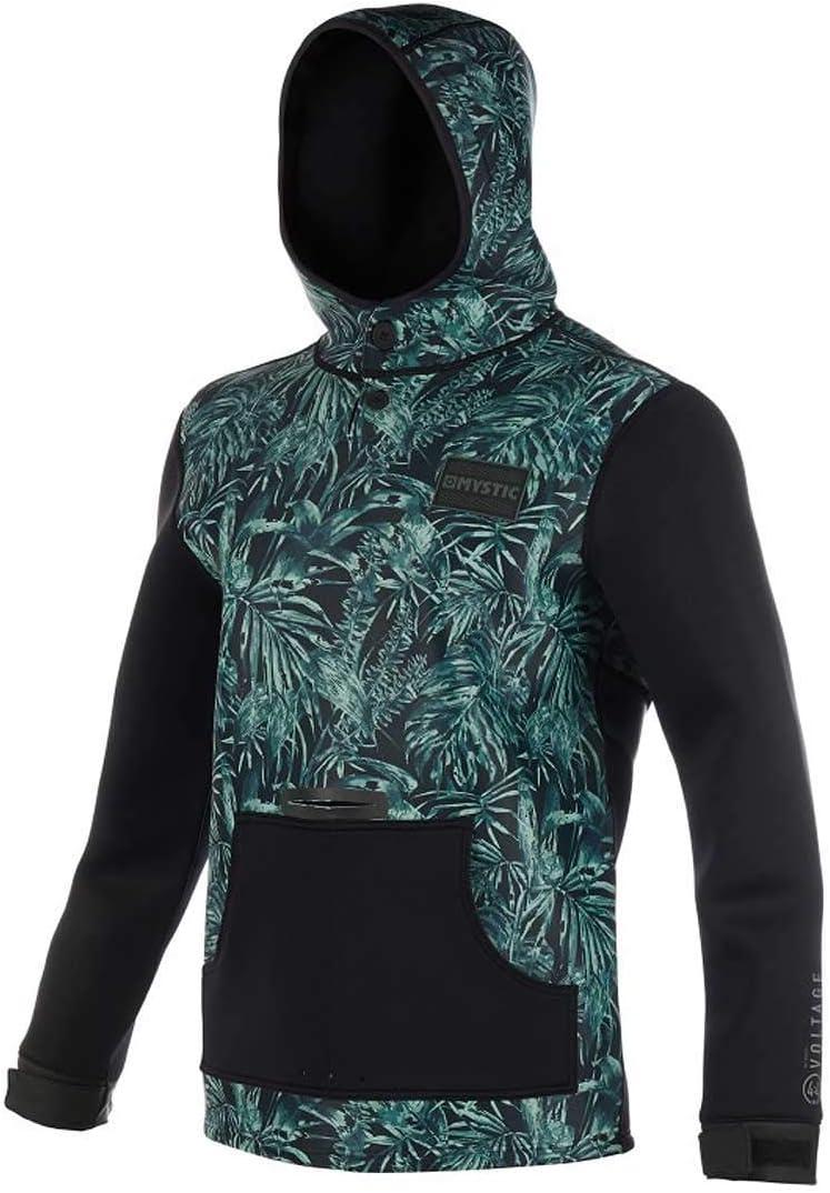 voltage sweat green allover mystic femme veste néoprène