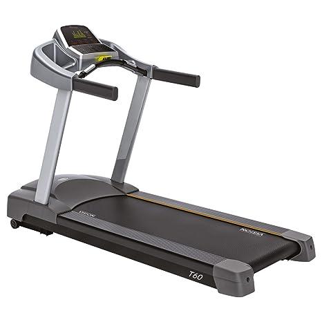 Vision fitness cinta de correr T60: Amazon.es: Deportes y aire libre