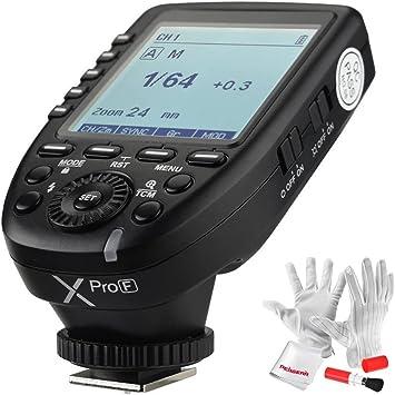 Godox Xpro-F for Fuji Fujifilm TTL Wireless Flash Trigger