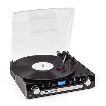 Inovalley RETRO-05 - Equipo de música con codificación de ...