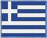 Greek Flag%2C Flag of Greece Blanket