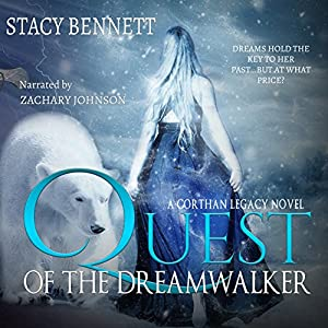 Quest of the Dreamwalker Audiobook