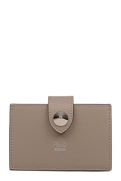 Fendi - Cartera para mujer Mujer marrón Talla Del Vestido Brand Uni: Amazon.es: Ropa y accesorios
