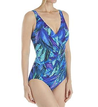 d3d680b1f0c Miraclesuit Flamenco Oceanus DD-Cup One Piece Swimsuit (6514388) 10 Blue