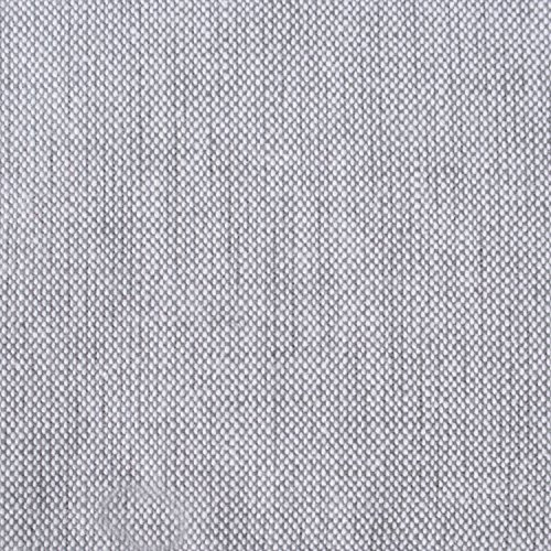 DII Cotton Chambray Pastel Tablecloth for Spring & Summer with a Denim Woven Look, Use for Family Meals or Gatherings, Weddings, Brunch, Catering Events, or Parties (60x120, Seats 10-12 People), Gray