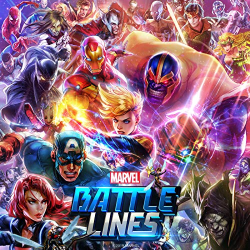 Marvel Battle Lines (Original Soundtrack)