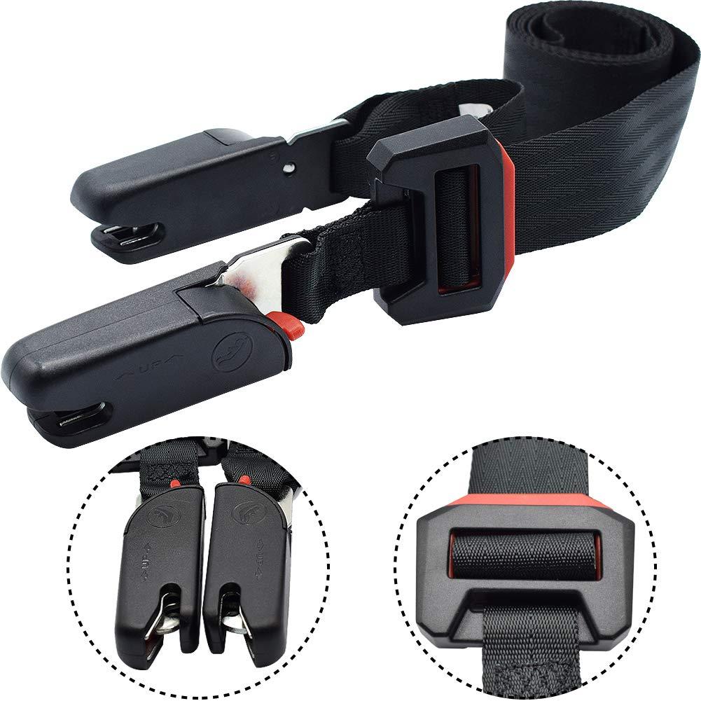 Innokids Child Car Seat General ISOFIX Interface Belt Latch for Children's Safety Seat & Booster by Innokids