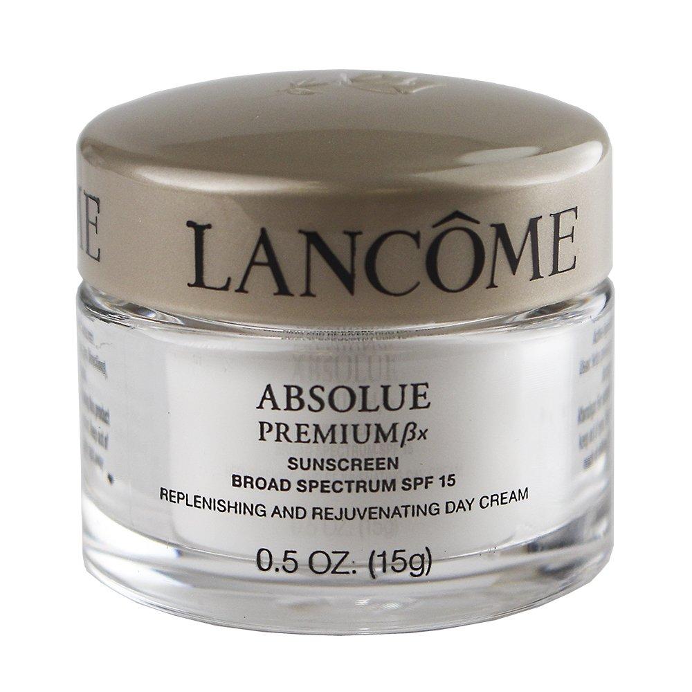 LancomeAbsolue Premium Bx Advanced Replenishing Cream SPF15, 0.5OZ