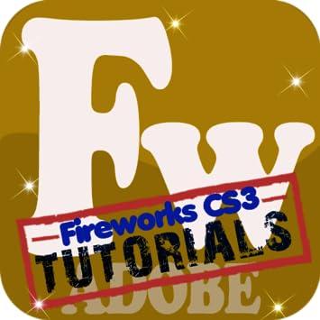 Fireworks cs3 tutorial: how to make a blue chrome horizontal menu.