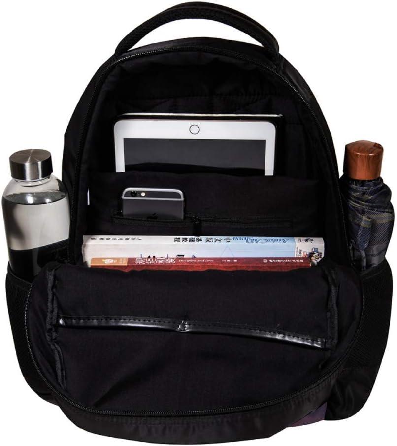 MAPOLO Cloud Formation School Backpack Travel Bag Rucksack College Bookbag Travel Laptop Bag Daypack Bag for Men Women