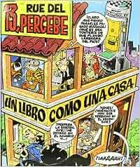 POP-UP 13 RUE DEL PERCEBE: UN LIBRO COMO UNA CASA VARIOS