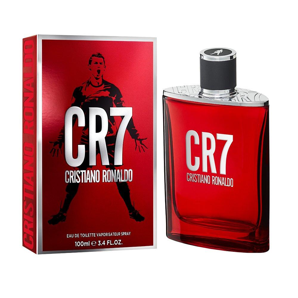 Cristiano Ronaldo CR7 Eau de Toilette, 50 ml: Amazon.es: Belleza
