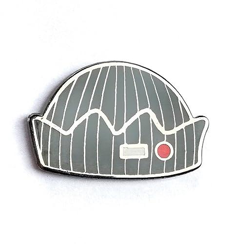 JUGHEAD Jones Beanie sombrero duro esmalte Pin mariposa embrague (Riverdale inspirado Fan Art)