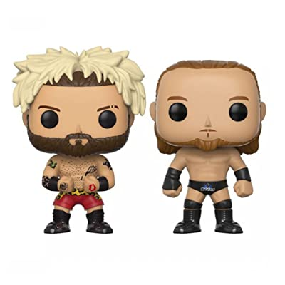 Funko 15072 Pop! WWE - Enzo Amore & Big Cass (Limited Edition) 2-Pack: Toys & Games