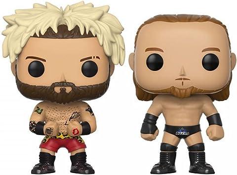 Funko 15072 – WWE Wrestling Figura Pack Enzo Amore and Big Cass ...