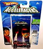 Hot Wheels AcceleRacers Metal Maniacs #8 of 9 Rat-ified (6 Spoke Version)