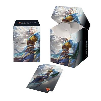 "Ultra PRO Magic: the Gathering - M20 ""Mu Yanling, Sky Dancer"" PRO 100+ Deck Box: Toys & Games"