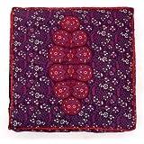 Bhagyoday Fashions, cuscini mandala rotondi ed esclusivi per pavimenti o per esterni, decorativi, per divano, letto e per bambini