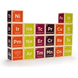 Uncle Goose Periodic Table Blocks - Made in USA