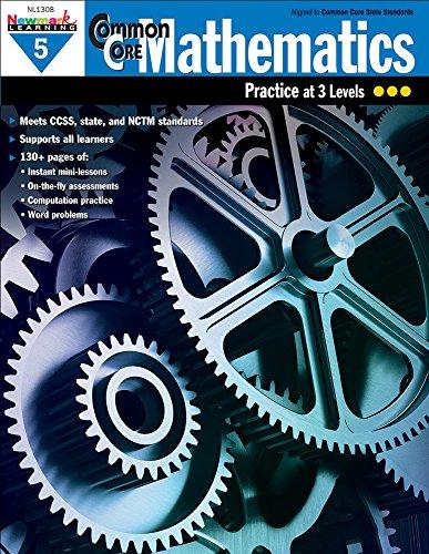 Common Core Mathematics for Grade 5 (CC Math)