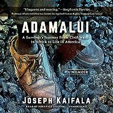 Adamalui Audiobook by Joseph Kaifala Narrated by Prentice Onayemi