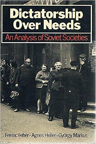 Dictatorship Over Needs