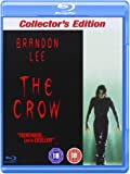 The Crow [Blu-ray] [Region B] Requires a Multi Region Player