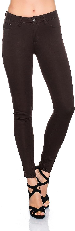 Freyday Mytom Jeggings Leggings Cadera Pantalón Stretch Slimfit, Muy cómodo