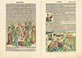 Schedel: Chronicle of the World - 1493