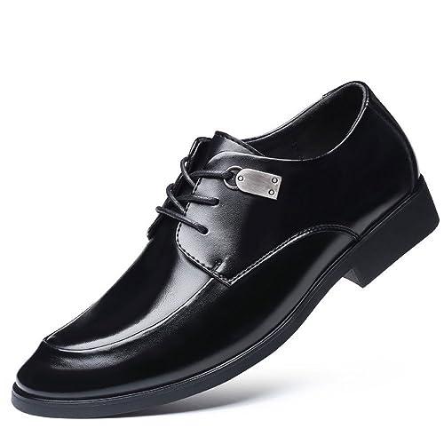Moda Uomo da Uomo Scarpe Stringate Eleganti Scarpe Affari Scarpe 7fwxtqS