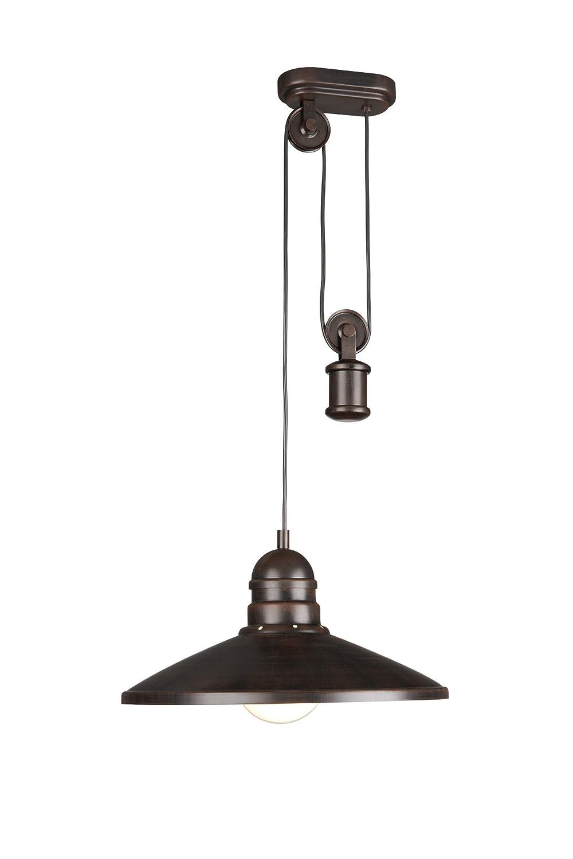 Massive 376658610 - Lámpara de techo colgante (14 W, 230 V ...