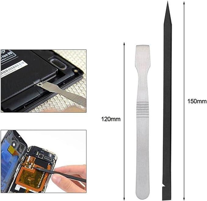 iPad 3 Hyx Repair Tool Disassemble Spudger Plastic Prying Tools for iPad 4 // iPad Mini 1//2 // 3 // New iPad Dark Blue // iPad 2 // iPad//iPhone 4 /& 4S // 3G//3GS // Other Mobile Phone//Tablet PC