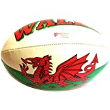 Pendragon Wales size 5 2-ply Rugby Ball [wr23]