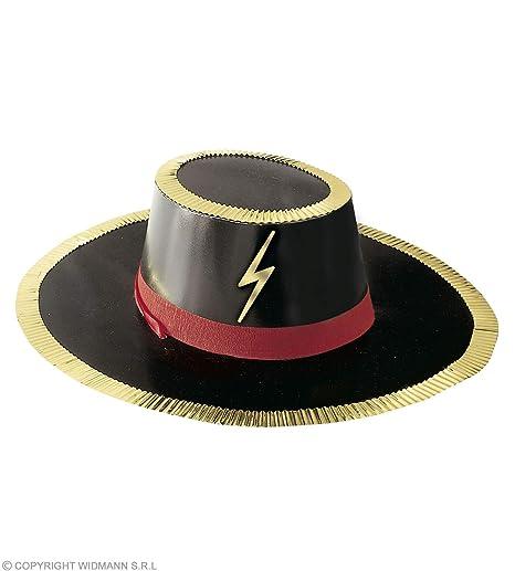 Cappello Zorro Carta  Amazon.it  Giochi e giocattoli d30376cdc7a3