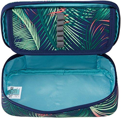 Chiemsee Pencase Plus - mochila Mujer Mehrfarbig (Palmsprings)