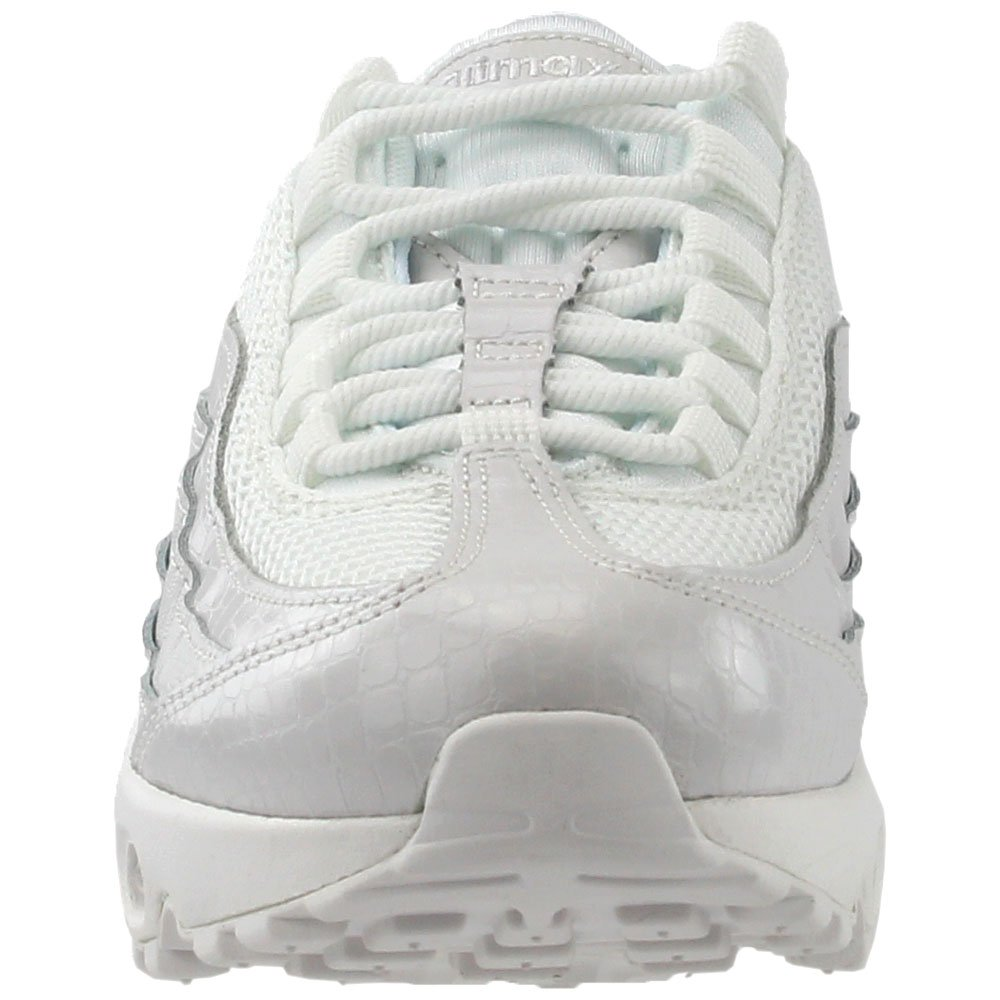 769526e377 Nike Women's Wmns Air Max 95 Prm Trainers, White (Summit White/Vast Grey/Summit  White 102), 7.5 UK 42 EU: Amazon.ae