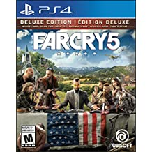 Far Cry 5 - Deluxe Edition - PlayStation 4