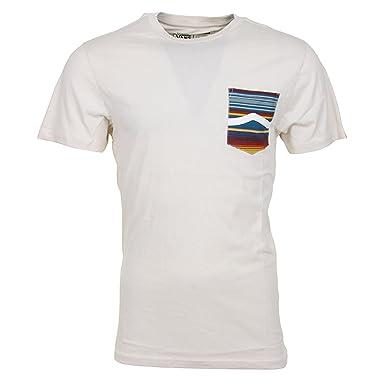 09123e1c954733 Image Unavailable. Image not available for. Colour  Vans Men s Side Stripe  Pocket Tee T-Shirt