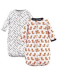 Hudson Baby Baby Boys' 2-Pack Sleep Bags