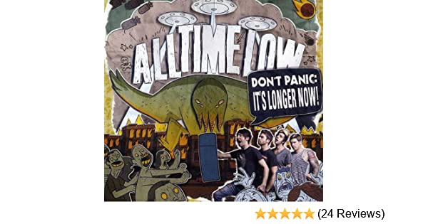 All Time Low Don't Panic It's Longer Now Download Free