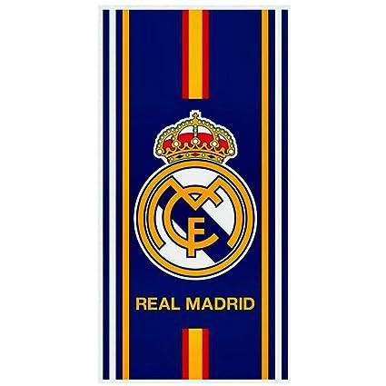 Real Madrid Toalla de baño algodón Copa del Mundo 2018