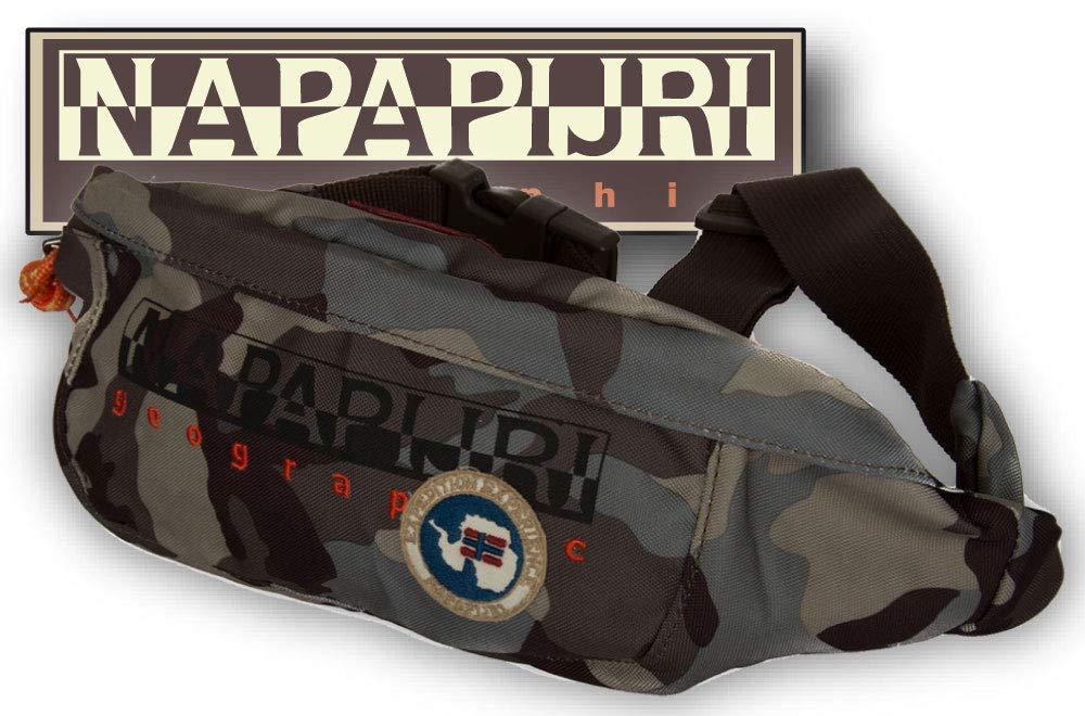 Napapijri N3r27 Marsupi Nuovo Taglia Unica Acces.  MainApps  Amazon.it   Scarpe e borse d3a5d391fbf