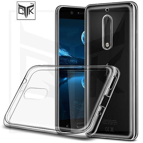 timeless design e6792 72158 Nokia 5 Back Cover - TheGiftKart Super Slim Crystal: Amazon.in ...