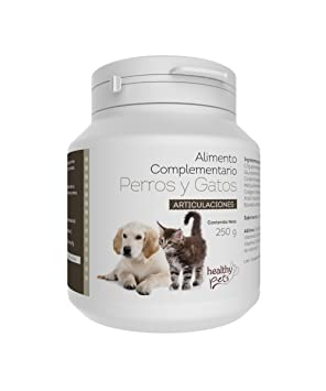 SOTYA Healthy Pets Articulaciones Complementos Alimenticios Mascotas - 250 gr